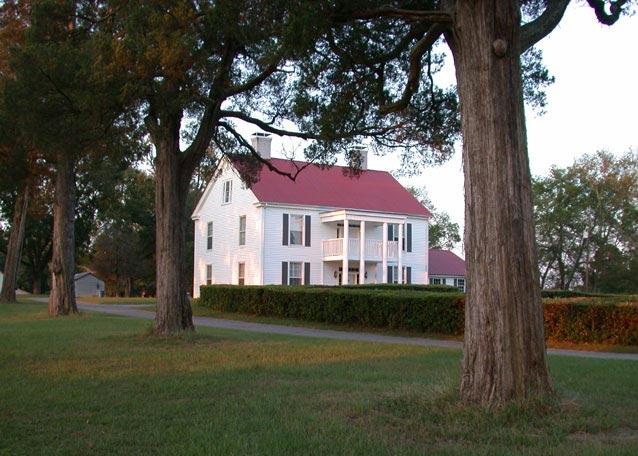 Rose Hill Plantation Beech Island Aiken County South