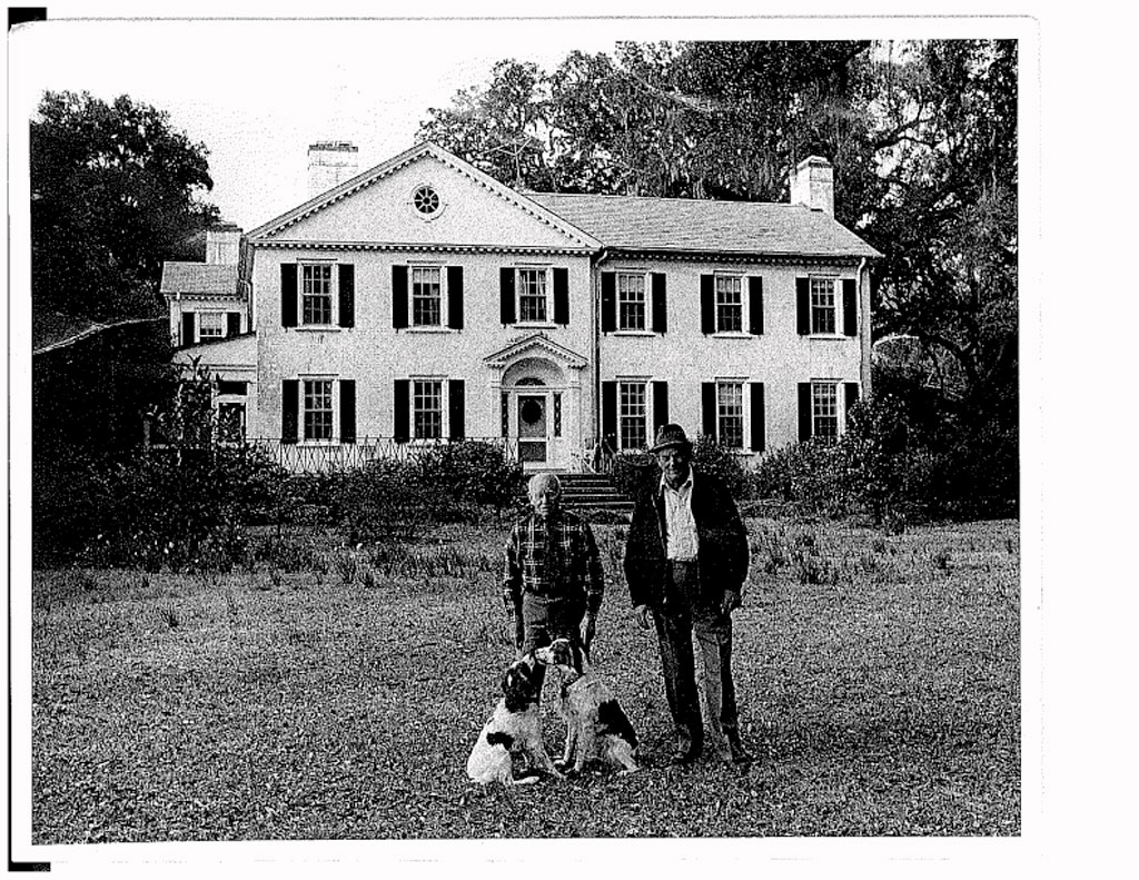 The &;big house&; at castle hill plantation © contributed by elaine