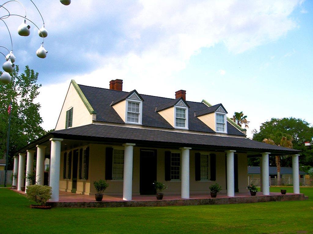 Destrehan plantation new orleans jigsaw puzzle pre for Civil war plantation homes for sale
