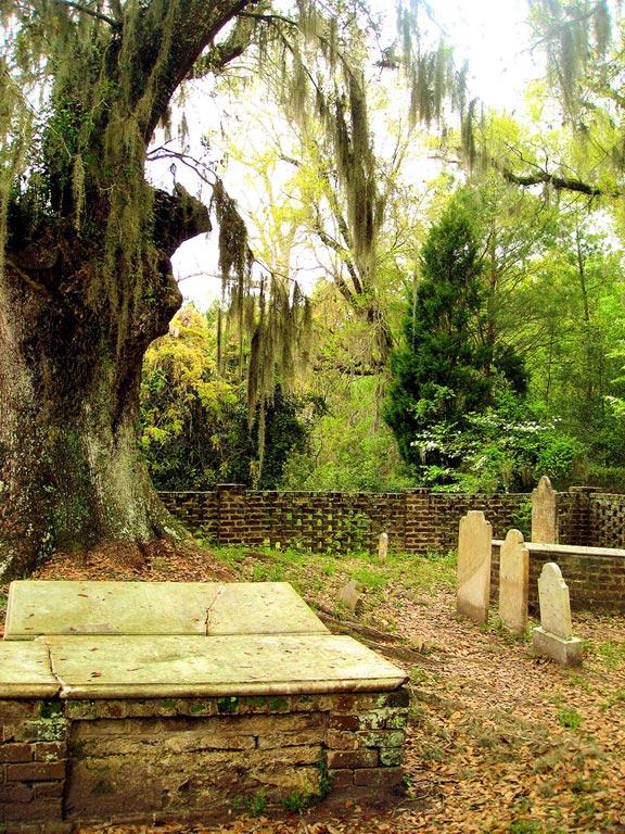 Richmond Plantation Huger Berkeley County South Carolina Sc