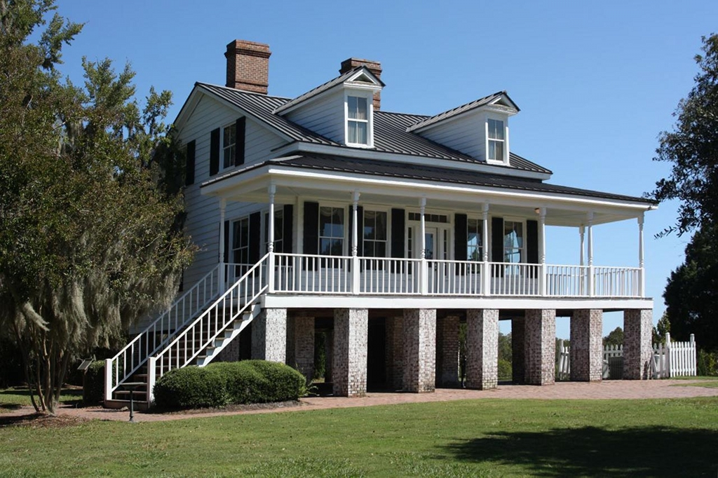 Stony landing plantation moncks corner berkeley county for Plantation house