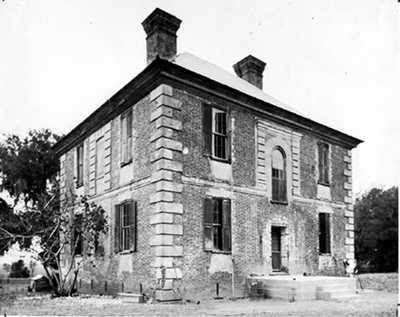 Paul Hamilton House Edisto Island