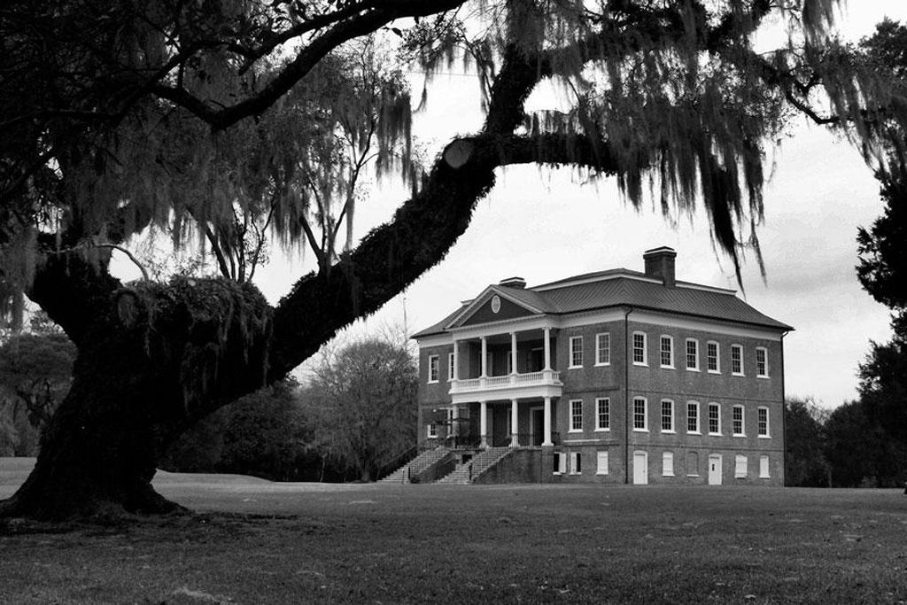 Drayton hall plantation west ashley charleston county for 1800s plantation homes