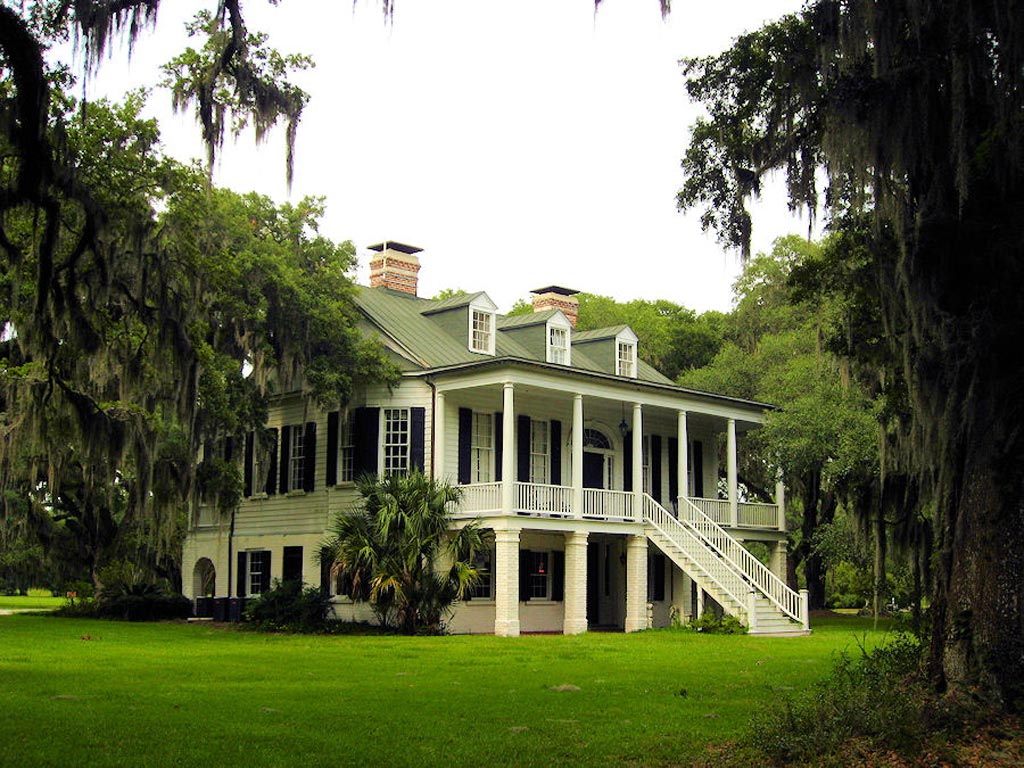 Grove Plantation Adams Run Charleston County South