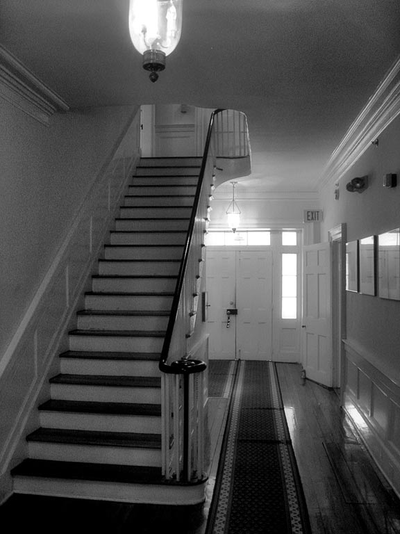 Grove plantation staircase charleston county south carolina
