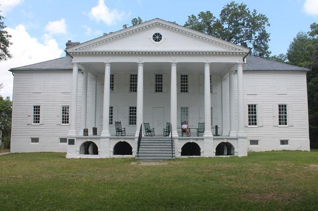 Hampton Plantation House 2013   Charleston County, South Carolina