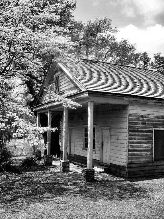 Plantation Kitchen House hampton plantation - mcclellanville, charleston county, south