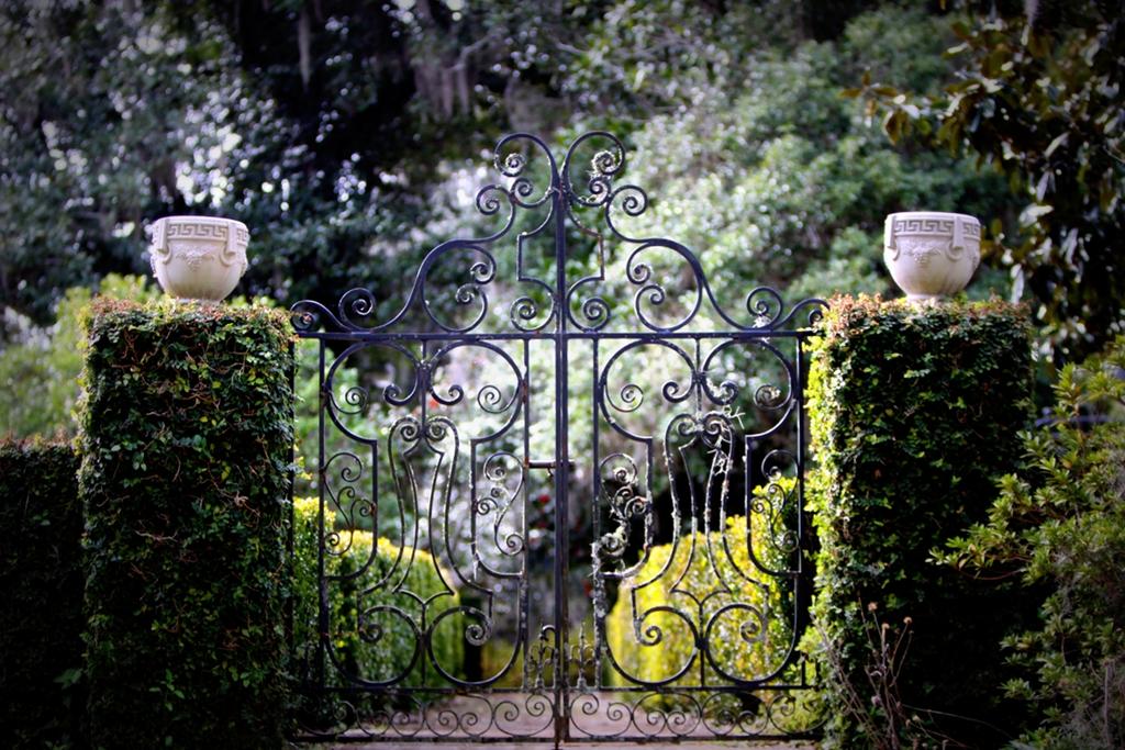 Garden Walk Buffalo Through The Garden Gates 6: McClellanville, Charleston County