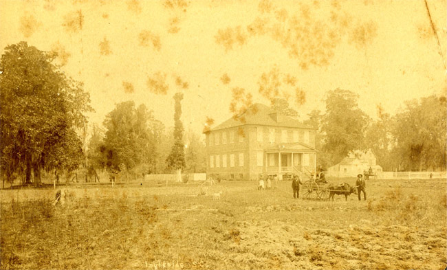 Hayes Plantation - North Charleston, Charleston County