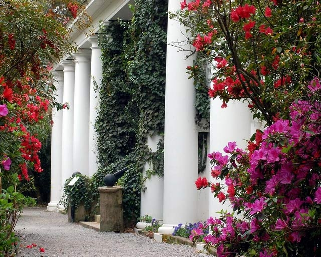 Magnolia Plantation West Ashley Charleston County South Carolina Sc