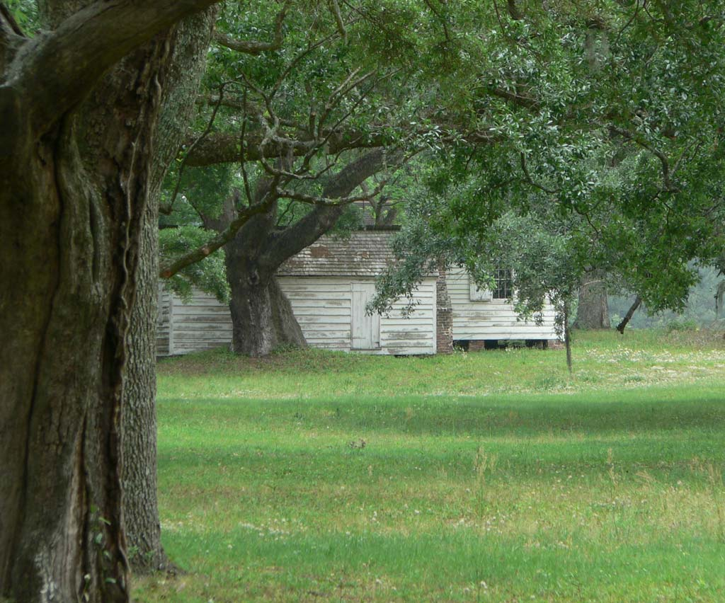 McLeod Plantation Slave Cabins   Charleston County, South Carolina