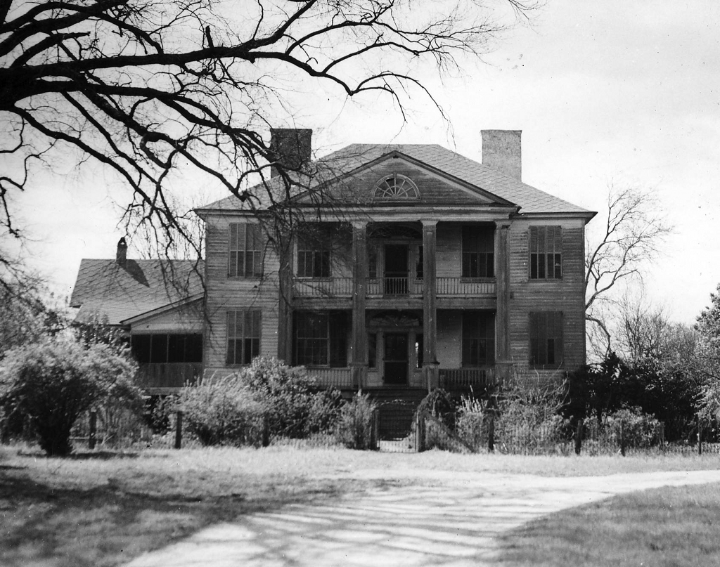 1940 in south carolina for Abandoned plantations in the south for sale