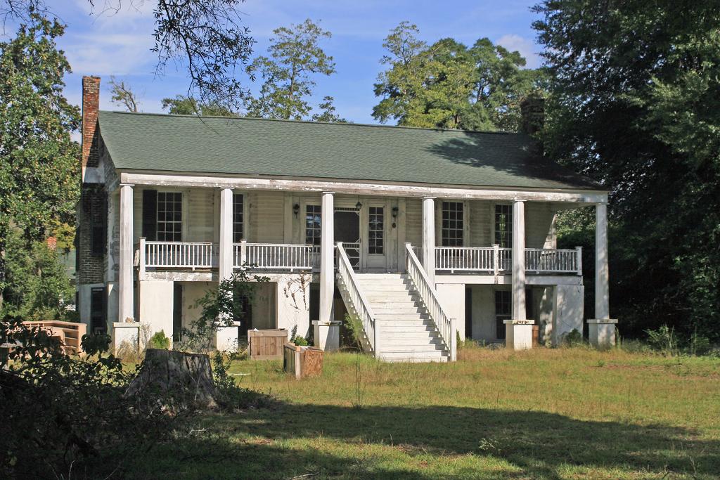 Red Doe Plantation House 2015   Florence County, South Carolina