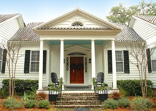 Mansfield Plantation Georgetown Georgetown County South Carolina Sc