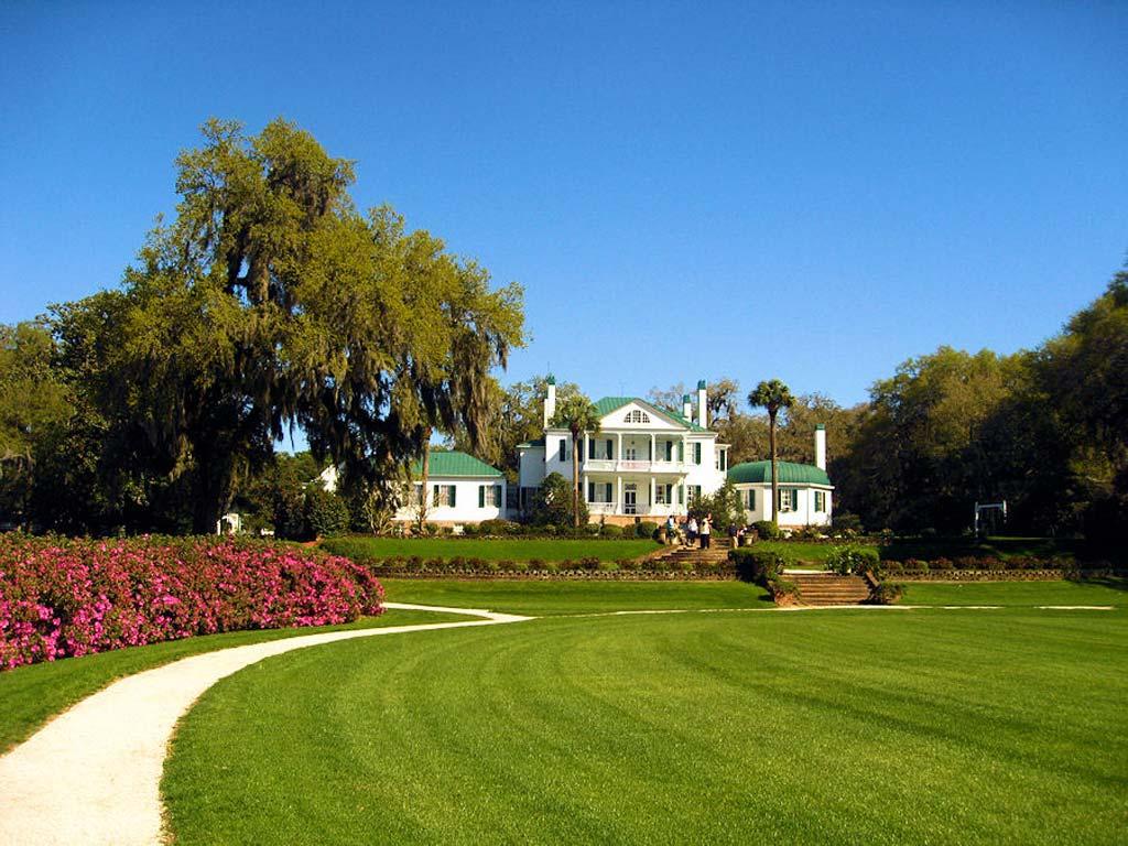 Georgetown South Carolina Plantation Tours