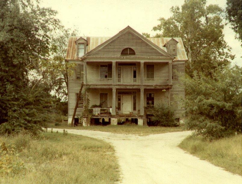 Oak grove plantation rowesville orangeburg county for Antebellum plantations for sale