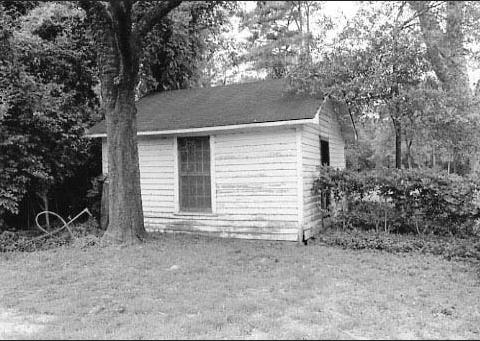 Plantation Kitchen House woodlands plantation - richland county, south carolina sc