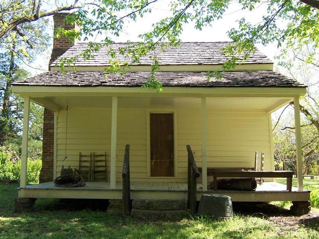 Plantation Kitchen House walnut grove plantation - roebuck, spartanburg county, south